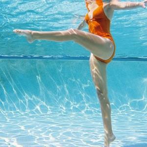 Water Workout: Tread Kick