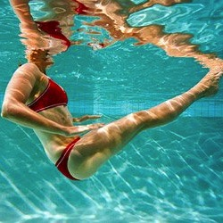 Water Workout: V-Scull