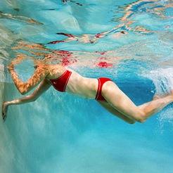 Water Workout: Leg Kicks