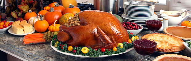 5 Tips for A Healthier Thanksgiving Meal