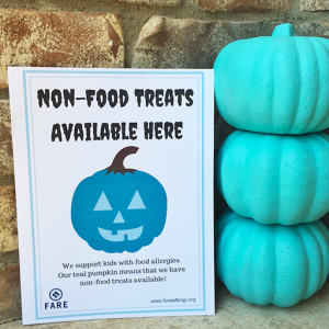The Teal Pumpkin Project hopes to change Halloween for kids with food allergies.