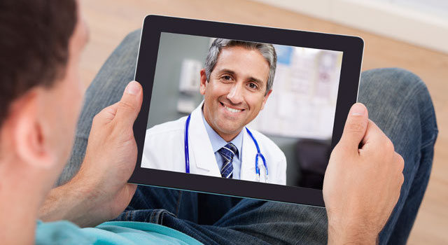 Does an online symptoms checker provide a reliable diagnosis?