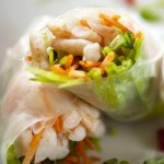 Healthy Eats: Summer Spring Rolls