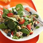 Healthy Eats: Super-Spinach Salad