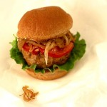 Healthy Eats: Turkey Burger