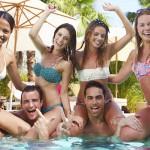 Pool Games that Burn Calories