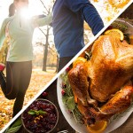Exercise Equivalents for Thanksgiving Dinner