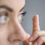Bad Habits Among Contact Lens Wearers