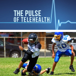 A Touchdown for Telehealth