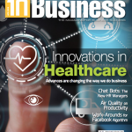 Glenn Dean Discusses Innovations in Telebehavioral Health with <em>In Business Magazine</em>